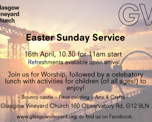 Easter Service and Lunch