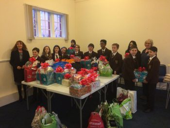 Jordanhill Accademy Christmas Collection for Storehouse